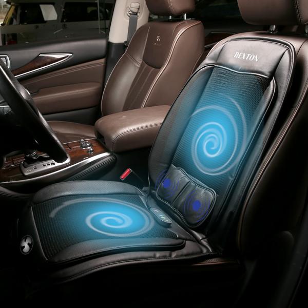 Husa electrică pentru mașină sau scaun de birou CF-2409 cu încălzire, răcorire și masaj