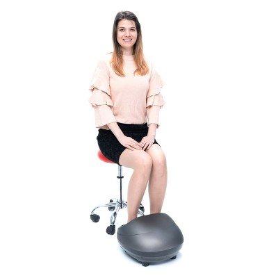 Aparat de masaj Shiatsu al picioarelor FR-F18 cu funcția de încălzire și intensitate a masajului