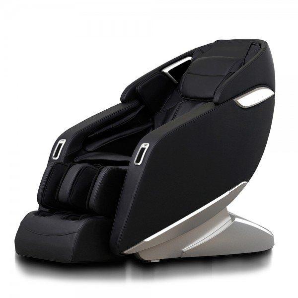Scaun de masaj profesional REXTON Z1-BL cu masaj 3D, încălzire în infraroșu și Bluetooth