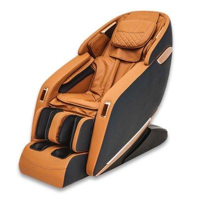 Scaun de masaj profesional REXTON Z1-CP cu masaj 3D, încălzire în infraroșu și Bluetooth