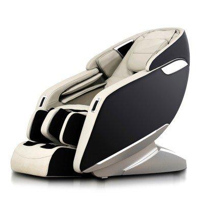 Scaun de masaj profesional REXTON Z1-SL cu masaj 3D, încălzire în infraroșu și Bluetooth