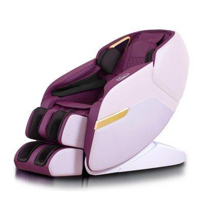 Scaun de masaj profesional REXTON cu masaj 3D, funcție Bluetooth și panou de control încorporat - Model 2020