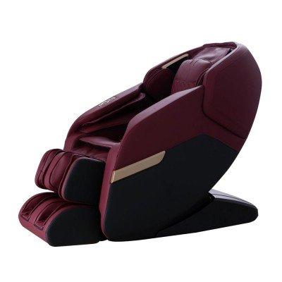 Scaun de masaj profesional REXTON Z2-RED cu masaj 3D, Bluetooth panou de control încorporat