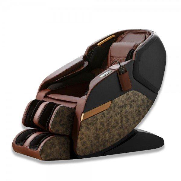 Scaun de masaj profesional REXTON Z2-CR cu masaj 3D, Bluetooth panou de control încorporat